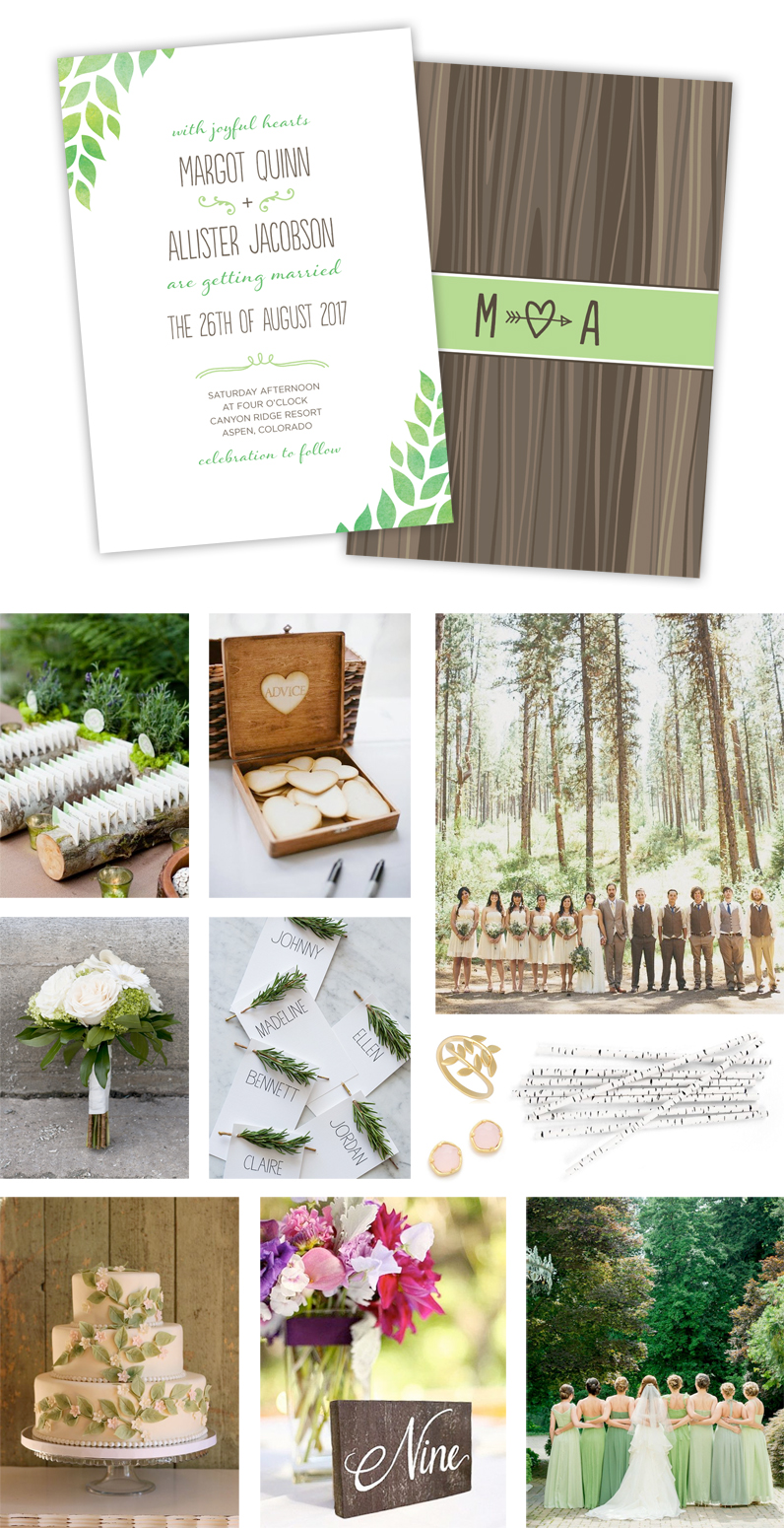 Design Loves Weddings | A colorful, theme-tastic, design-ariffic ...